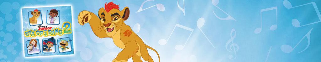 Disney Junior - Sta op en Dans 2