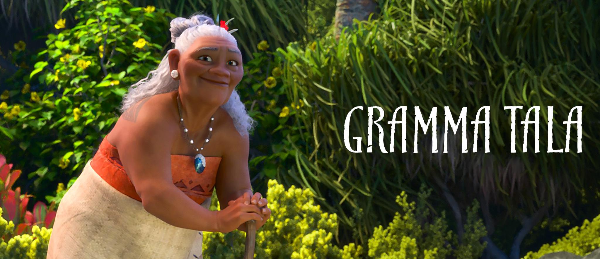 Moana - Character Hero - Gamma Tala