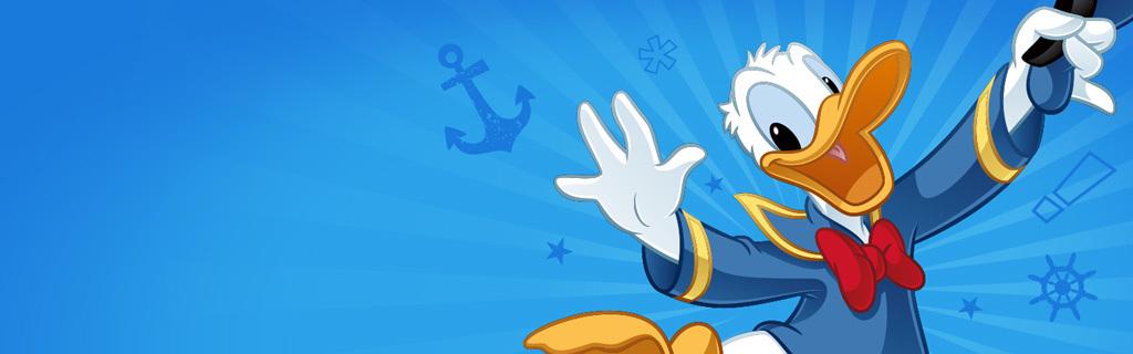 Franchise Hero – Donald Duck