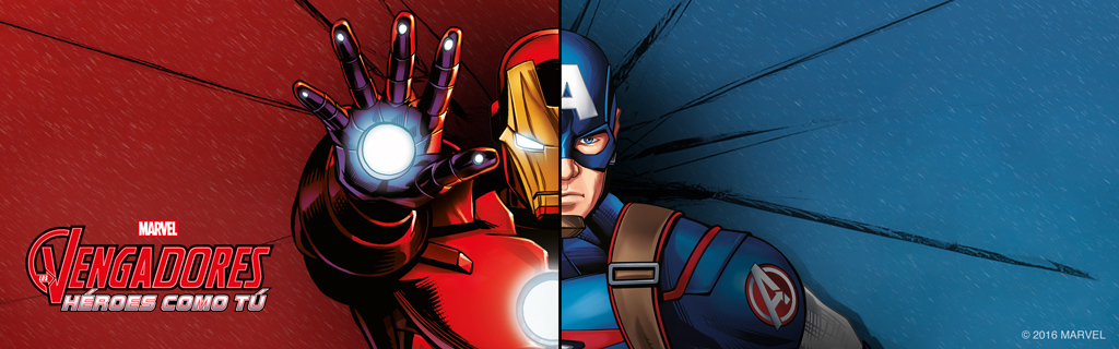 ES - hero up 2016 - Avengers