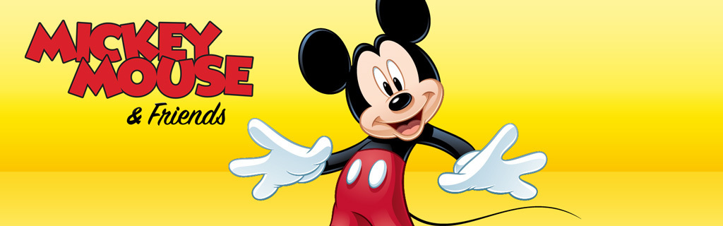 Mickey Products - Hero