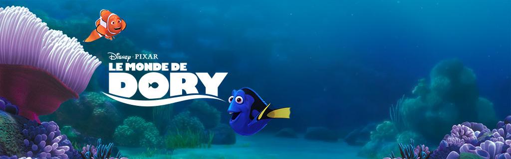 Homepage Hero - Finding Dory