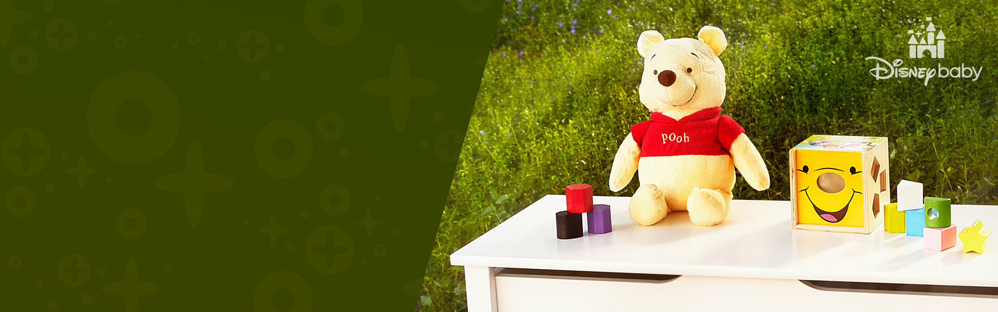 Winnie the Pooh - Disney Baby Summer - Hero