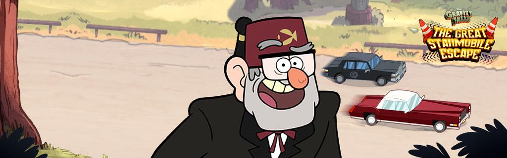 Gravity Falls - Great Stan Escape - Hero MY