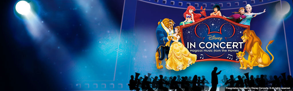 Disney in Concert: Magical Music From The Movies - Live Events (Hero)