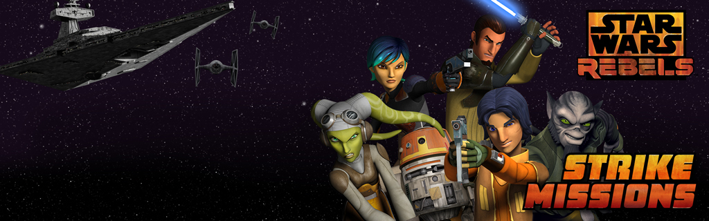 Star War Rebels: Strike Missions - SG
