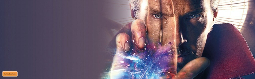 Doctor Strange - Tickets and Trailer - Movies - Hero AU
