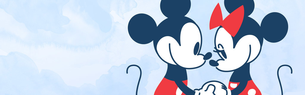 Mickey and Minnie Sweet Moments Mash Up