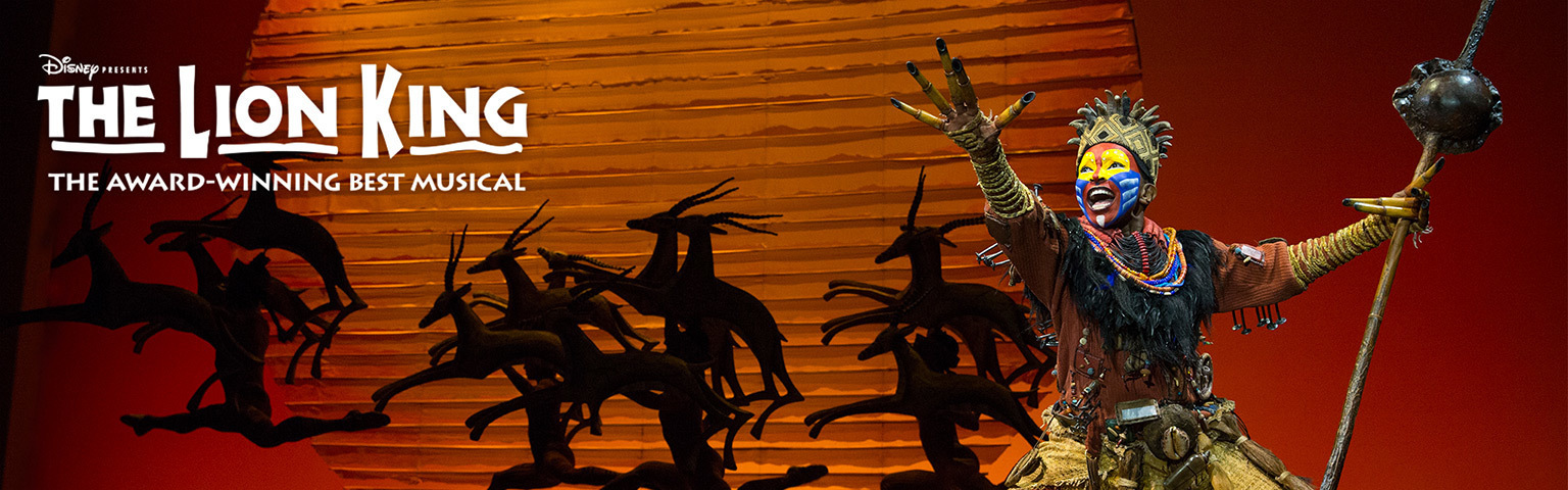 Disney on Broadway - The Lion King - Hero