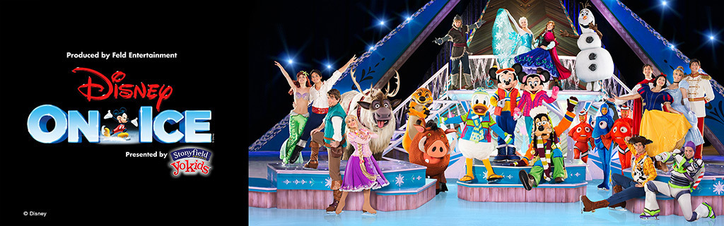 DOB Disney on Ice
