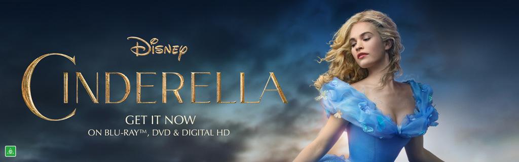 Cinderella 2015 - AU HE pre release