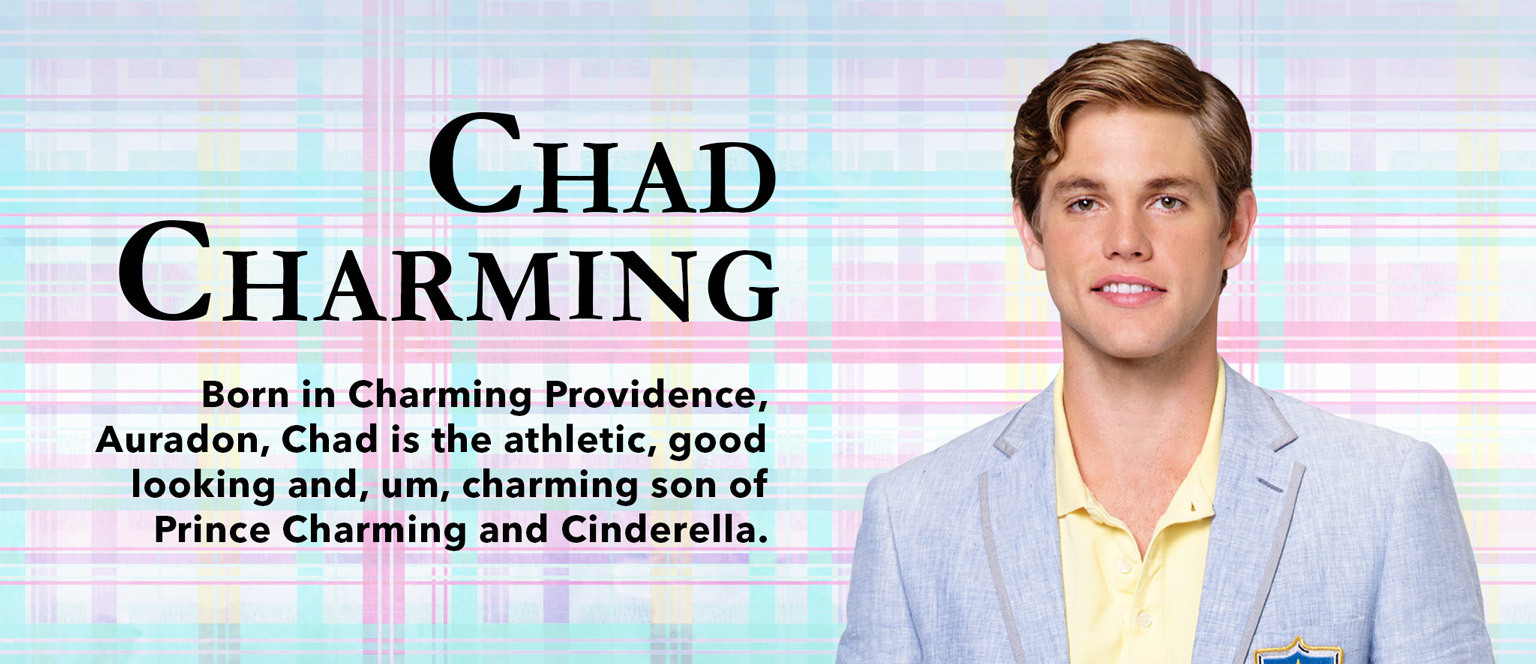 Descendants Character Slider Chad - SG
