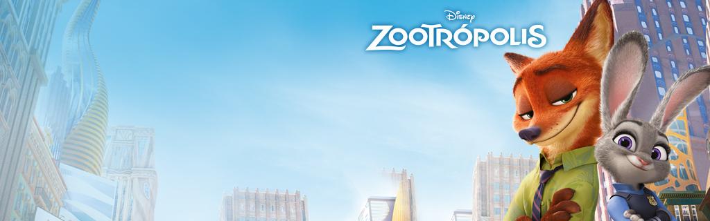 Zootropolis DVD - (Hero - Movies)