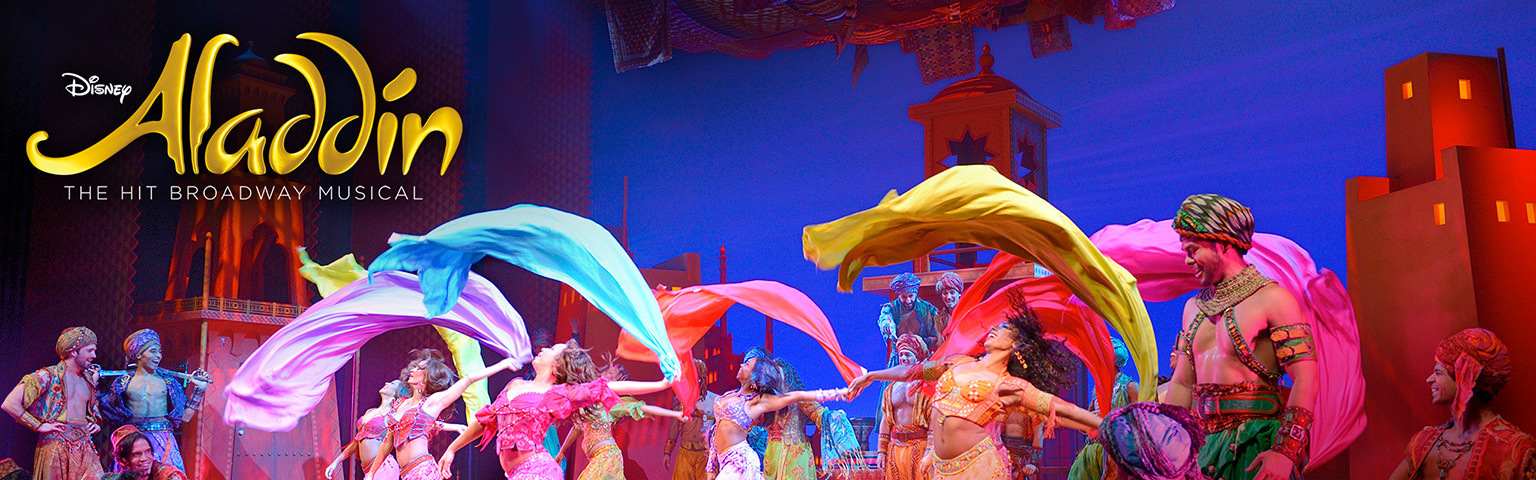 Disney on Broadway - Aladdin - Hero