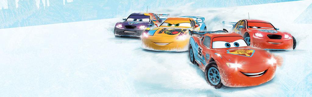 Cars Home Hero - Cars ICE