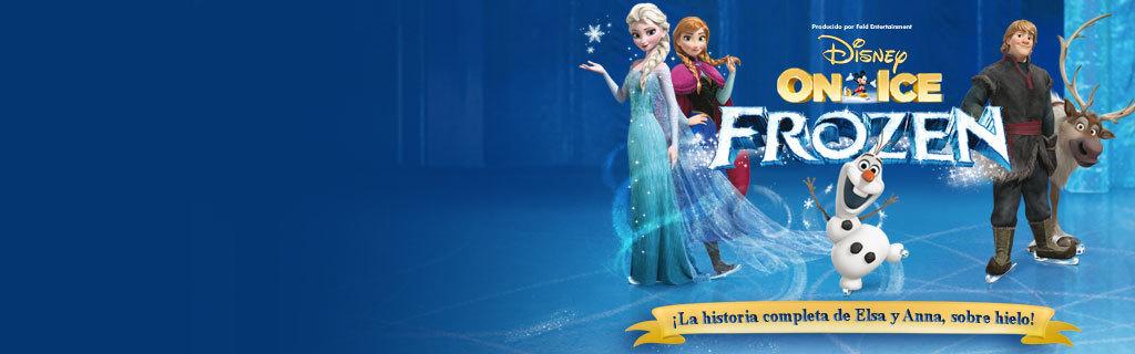 Frozen on Ice - Live Events (hero)
