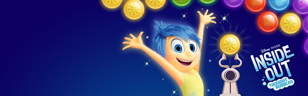 Inside Out - Thought Bubbles - App ID