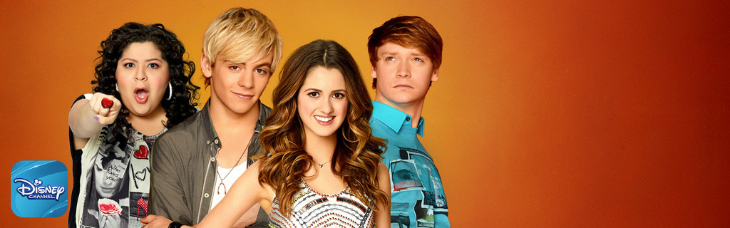 Austin & Ally WATCH (Season 3) - DC Home Page Hero