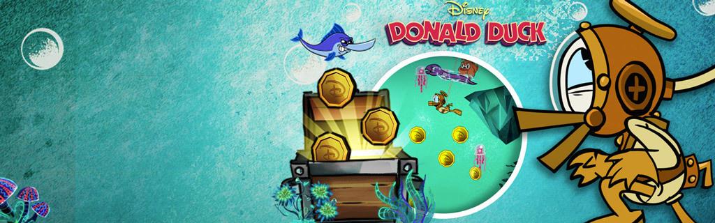 ZA - Donald's Treasure Frenzy (Homepage Hero)