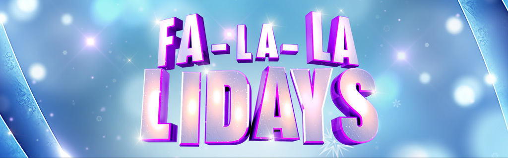 Fa-La-La-Lidays 2015