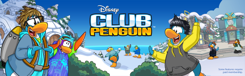 Club Penguin - Home - Hero AU