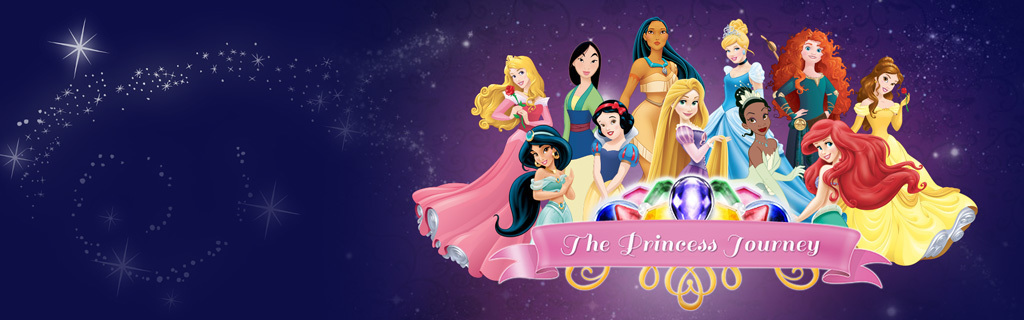 Princess Journey Game Added Princesses