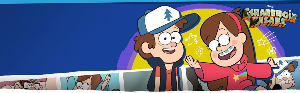 Large Hero - Show - Gravity Falls