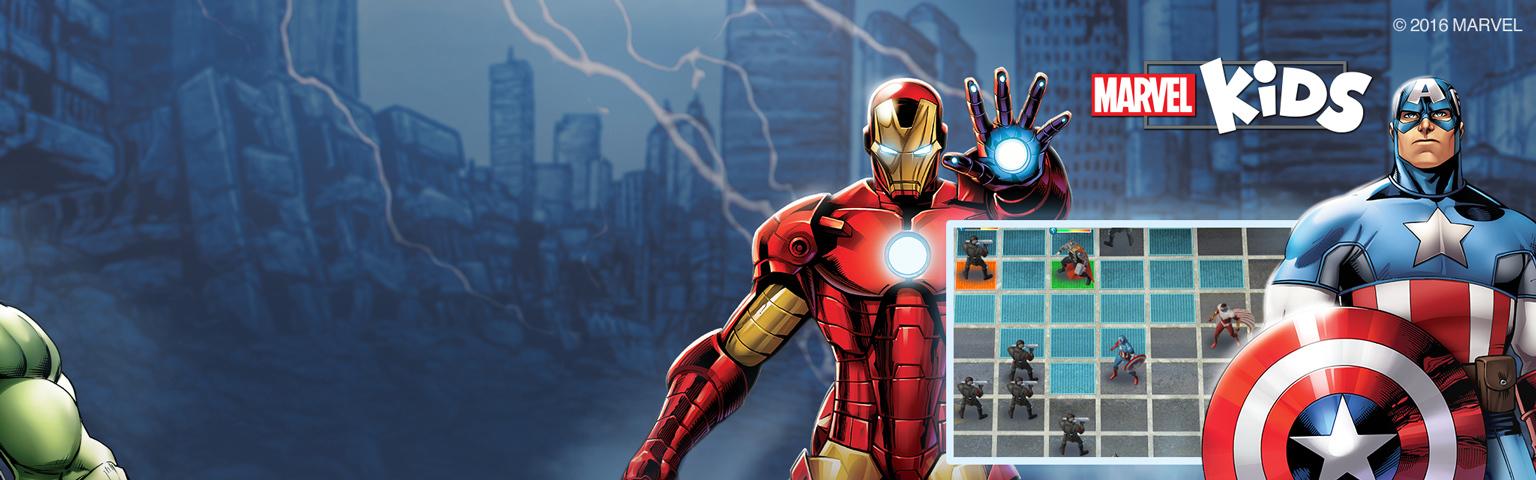 Avengers Tactics Ecosystem Promotion