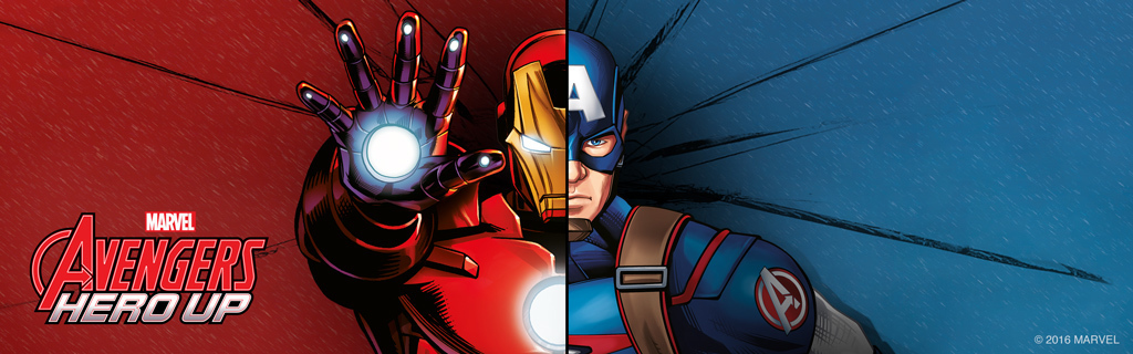 SE - hero up 2016 - Avengers