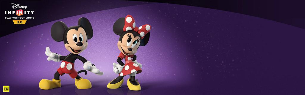 Mickey Minnie 3.0 AU Hero