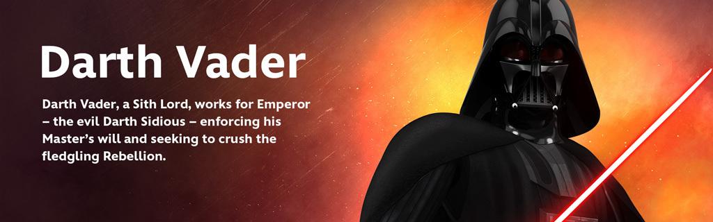 Darth Vader Character Hero