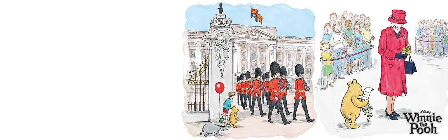 Winnie the Pooh - The Royal Birthday - Hero