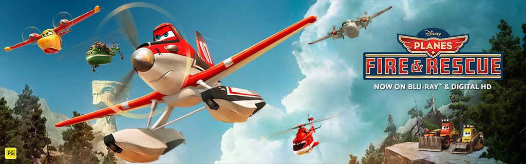 Planes: Fire Rescue Property Hero