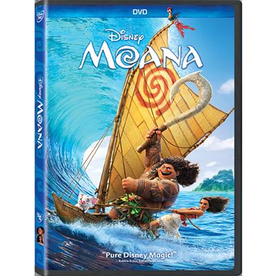 Moana Disney Movies