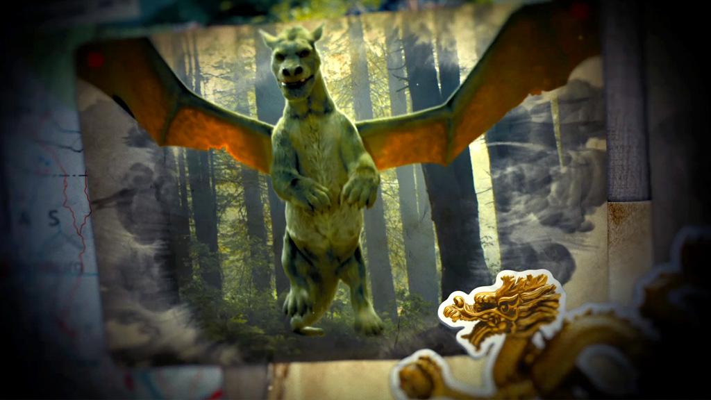 Dragon Lore - Pete's Dragon