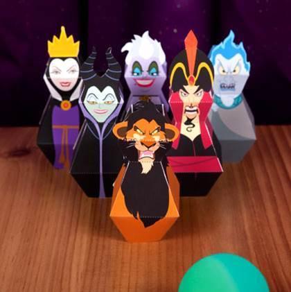 BEFR - Slider Disney Inspired Halloween 4