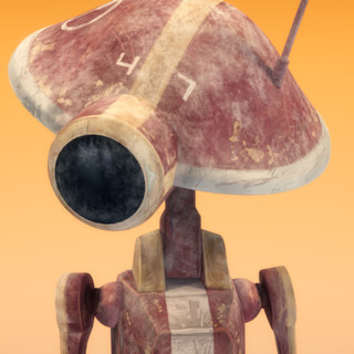 Pit Droid
