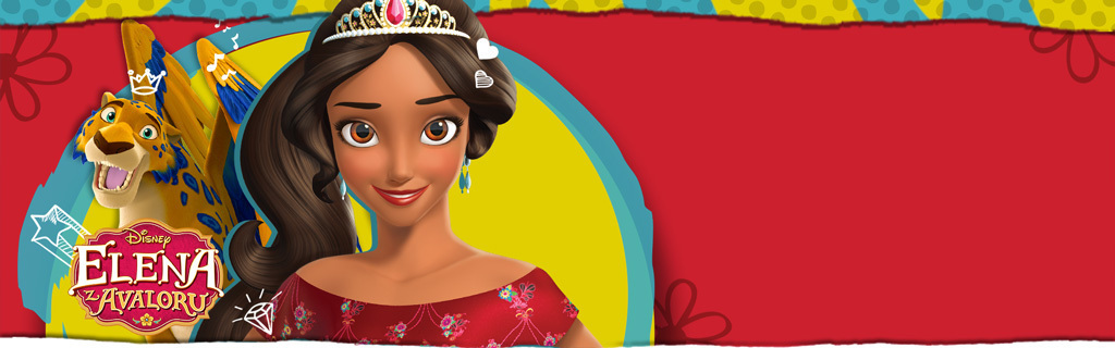 Elena of Avalor - New Series - Homepage hero