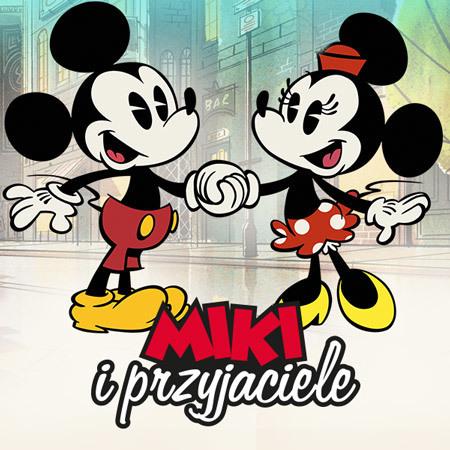 Miki i przyjaciele – gry