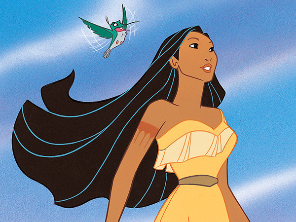 La storia di Pocahontas