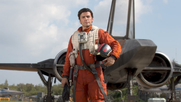 Oscar Isaac on His Improv Skills, Episode VIII