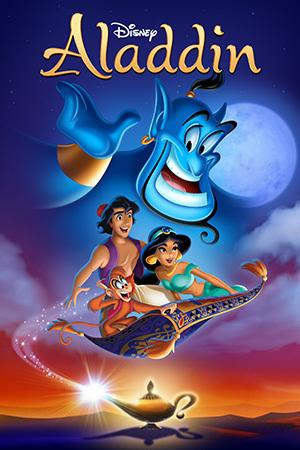 Aladdin Product Page