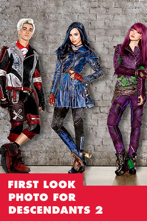 First Look Photo For Descendants 2