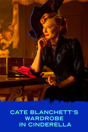 An Ode to Cate Blanchett's Wardrobe in Cinderella