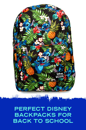 Perfect Disney backpacks for Back to school