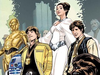 Star Wars: Princess Leia #1 -- Exclusive Preview
