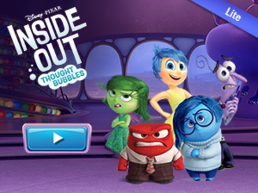 Inside Out: Thought Bubbles - Lite