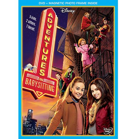 Adventures In Babysitting Disney Movies