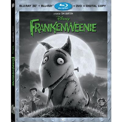 Blu-ray™ 3D + Blu-ray™ + DVD + Digital Copy