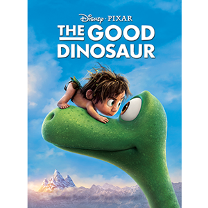 The Good Dinosaur Movie Artwork
